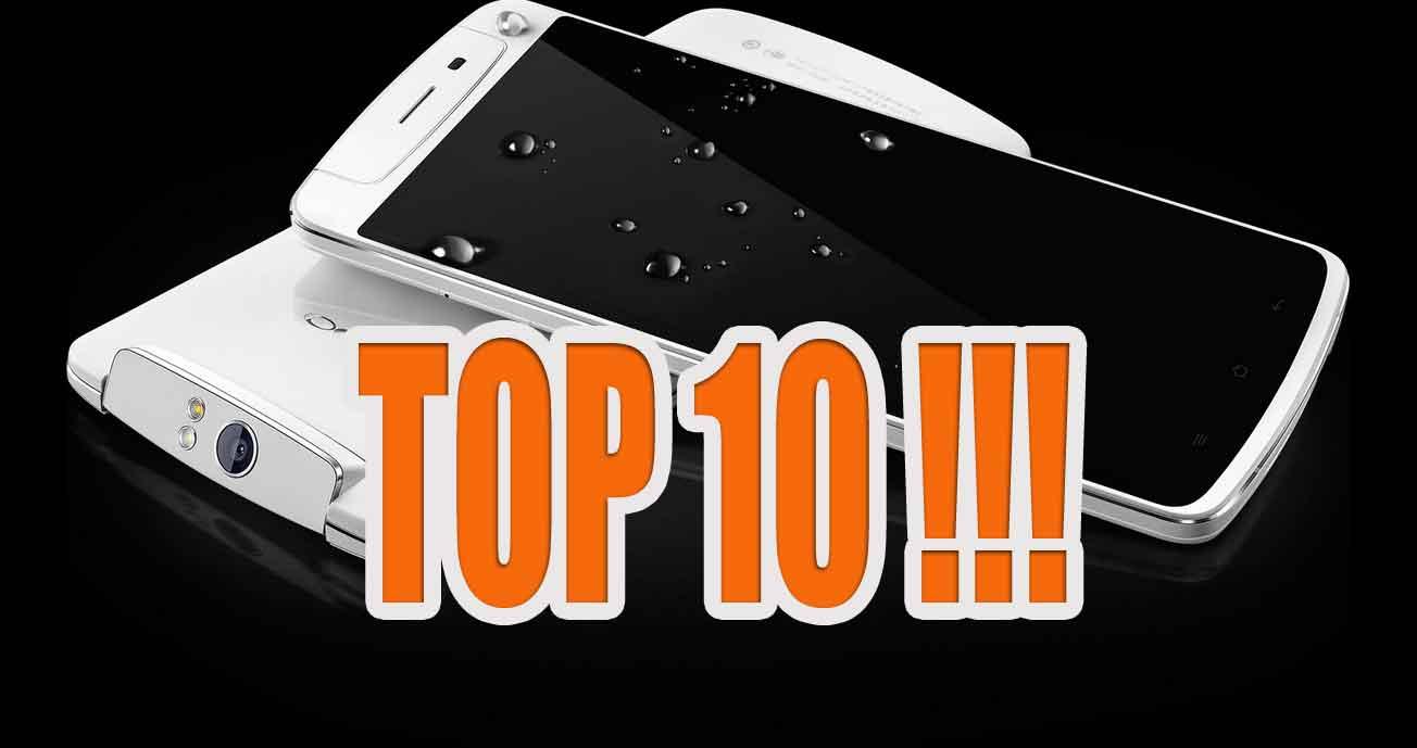 Top 10 best rated smartphones around world 2014