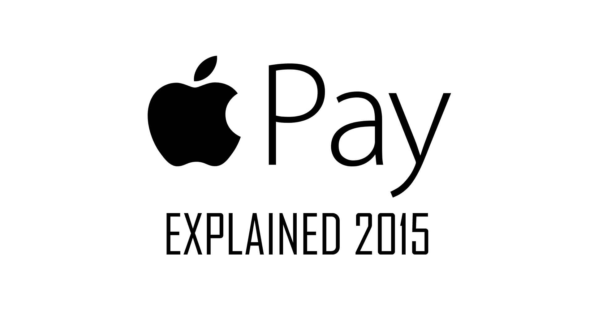Apple pay explained 2015