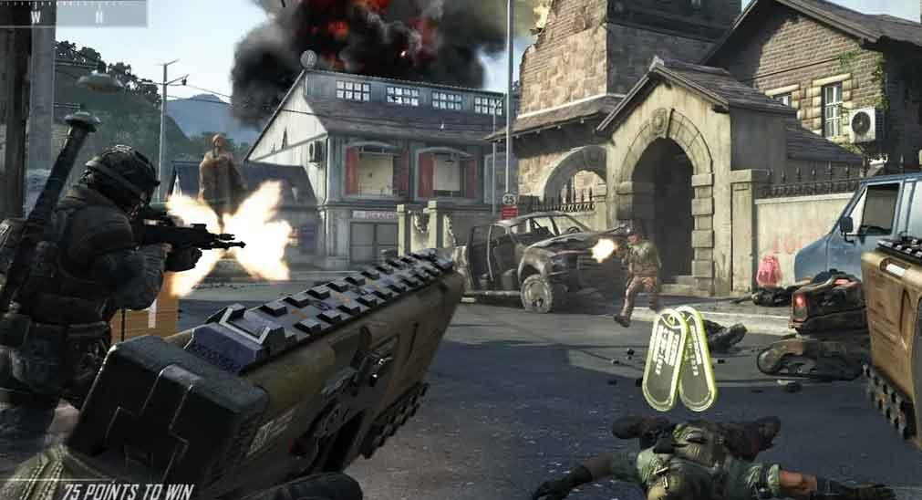 Standoff : Multiplayer