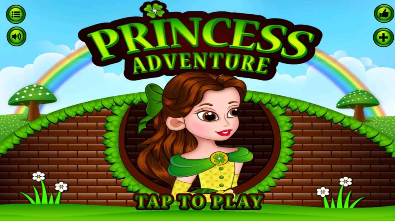 Super Girl Adventure
