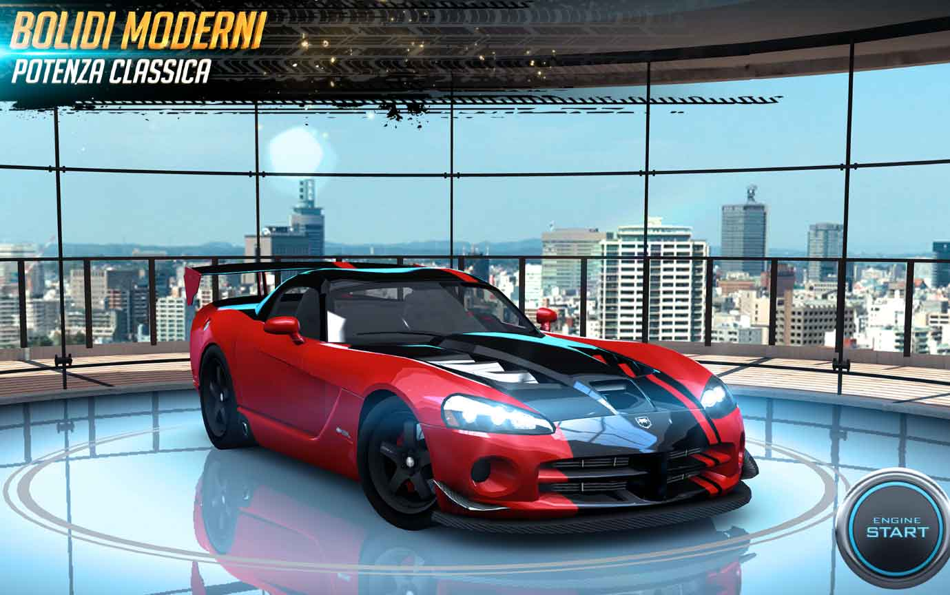 Nitro Nation Racing racing games for android
