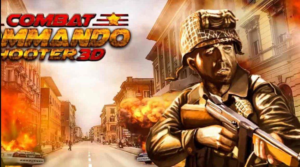 Modern Commando Combat 3D