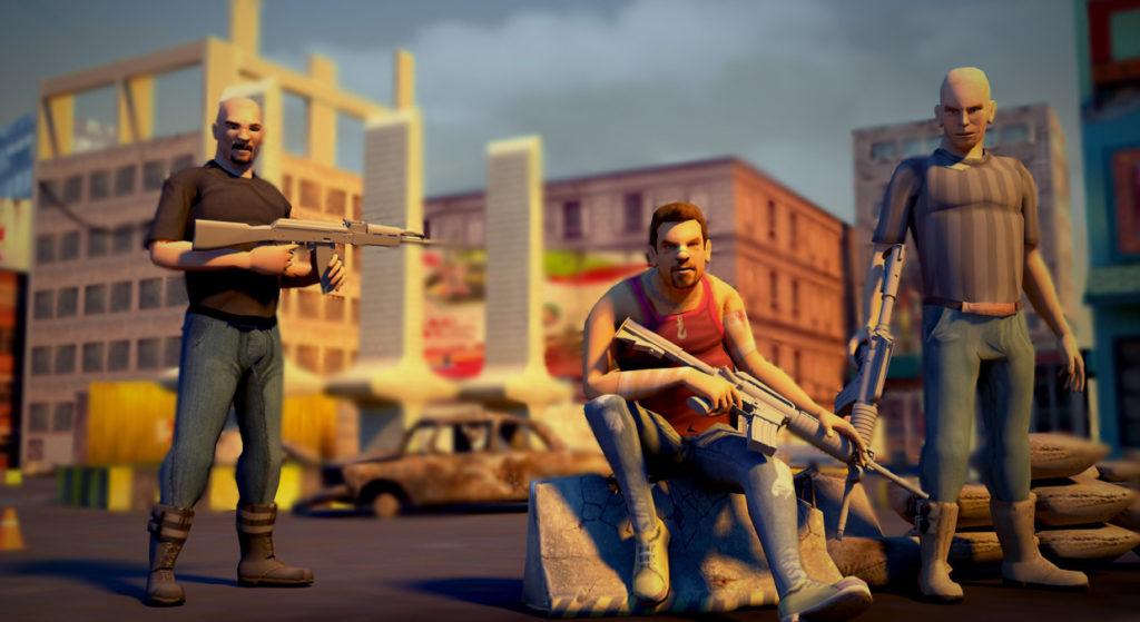 RANGER SNIPER SHOOTER 3D HD graphics action games