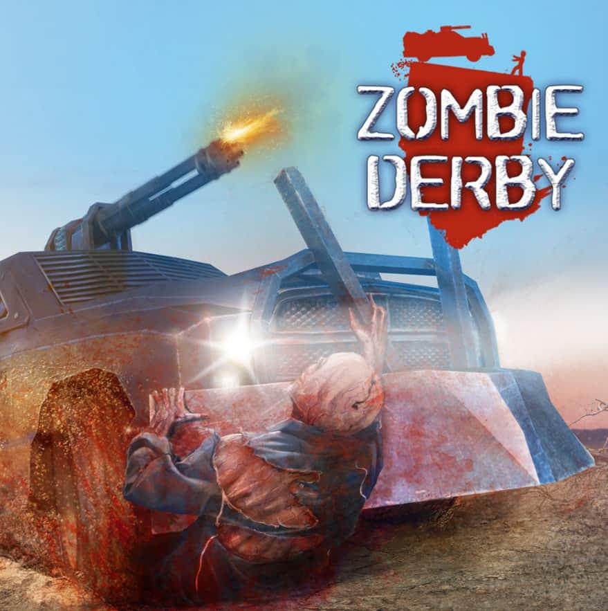 Zombie Derby zombie games