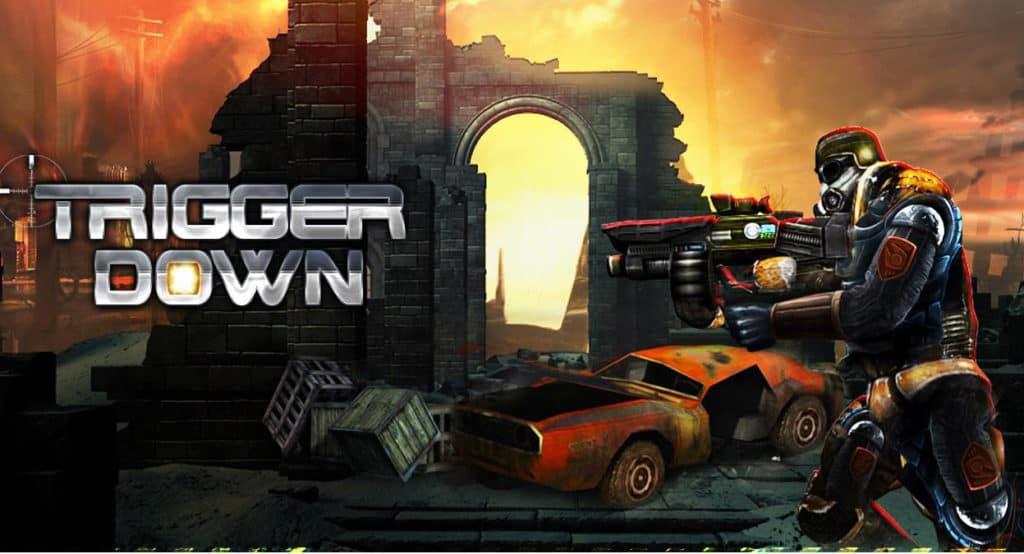 Trigger Fist FPS